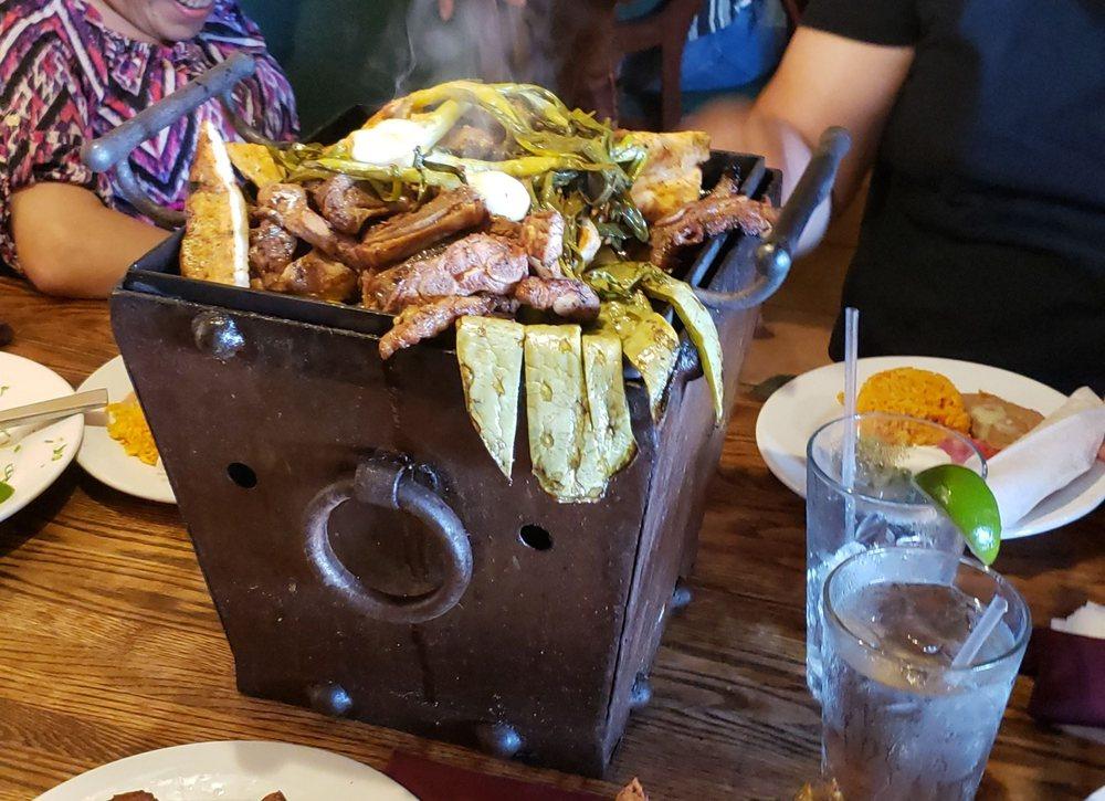 El Santo Coyote Mexican Restaurant