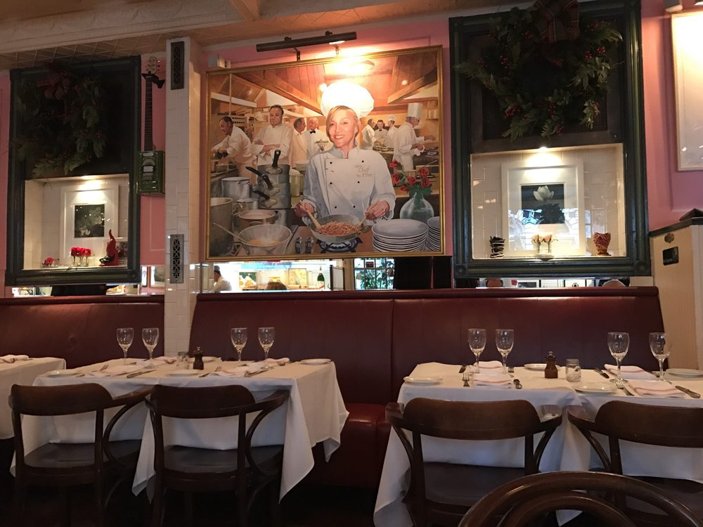Antonucci Cafe New York Ny