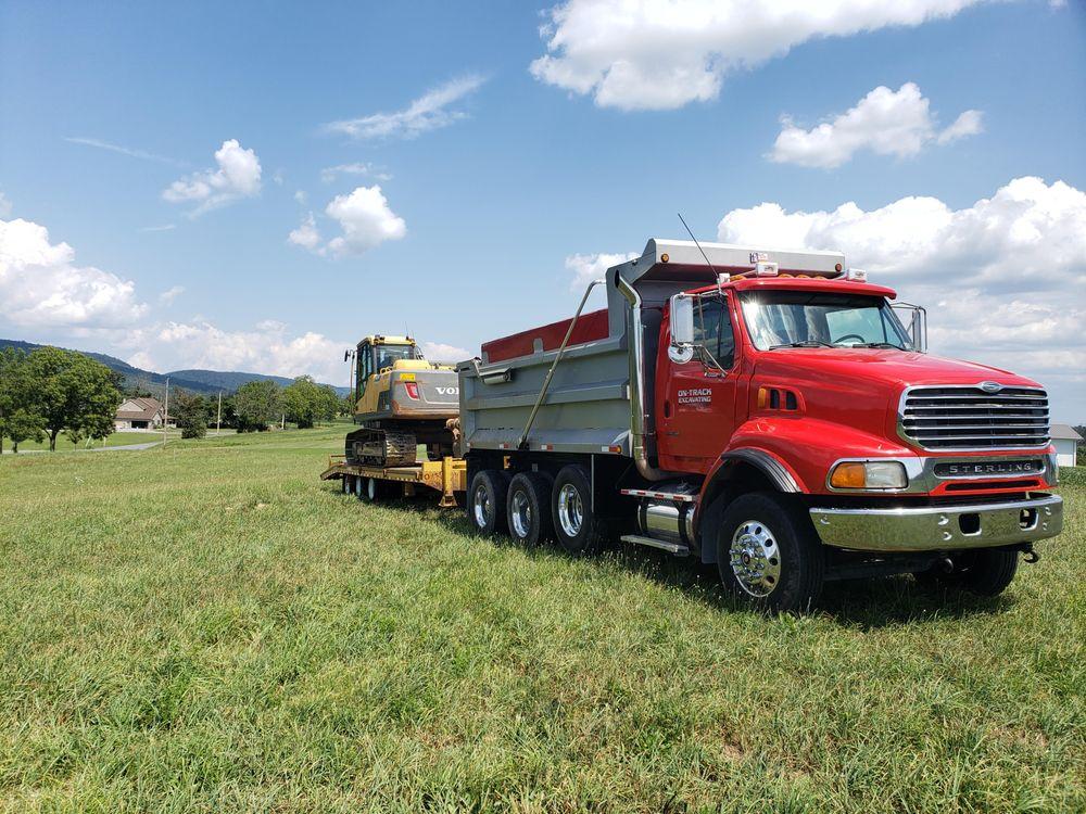 On-Track Excavating: Manheim, PA