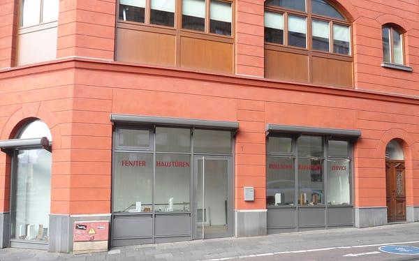 Wallburger Köln chur fenster glaziers hohe pforte 1 georgsviertel cologne