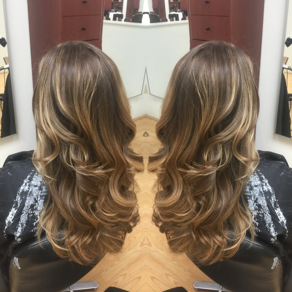 Dark Blonde Hair With Beige Highlights Best Image Of Blonde Hair 2018