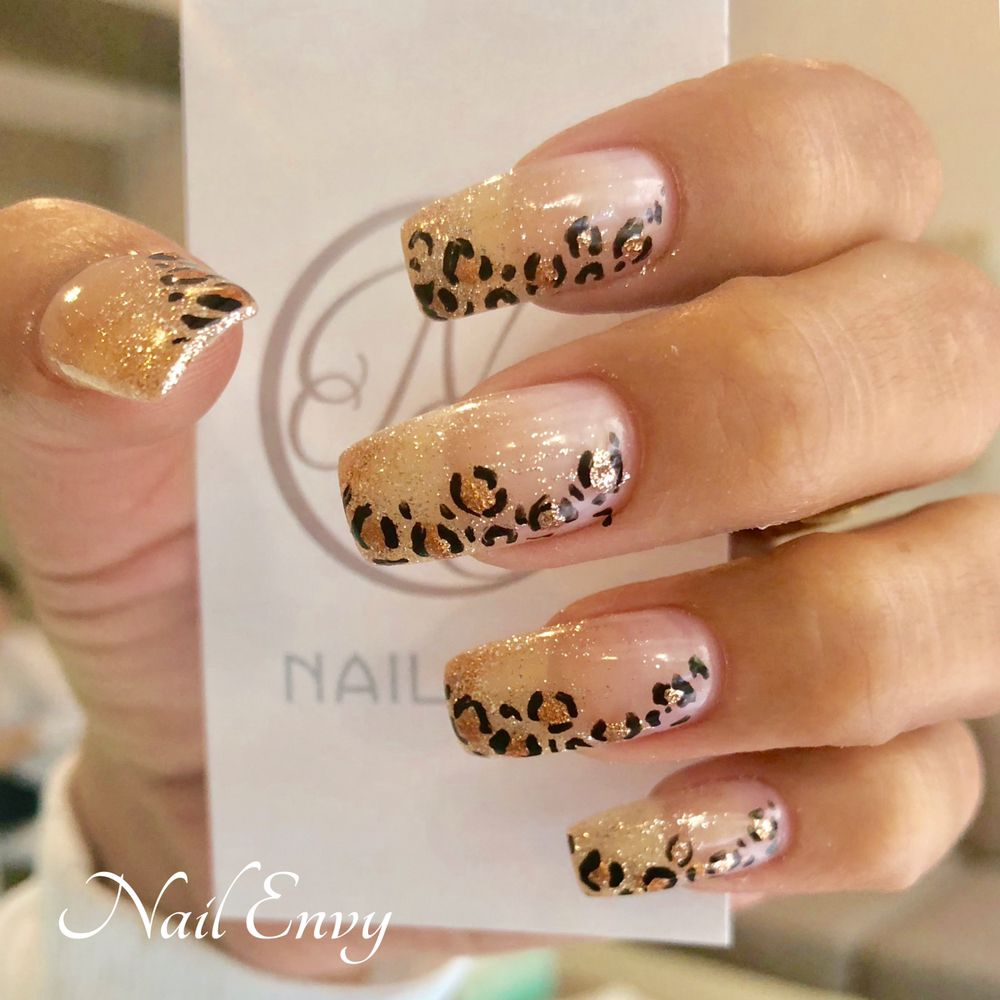 Nail Envy Spa and Salon: 108 1st Ave SW, Rochester, MN