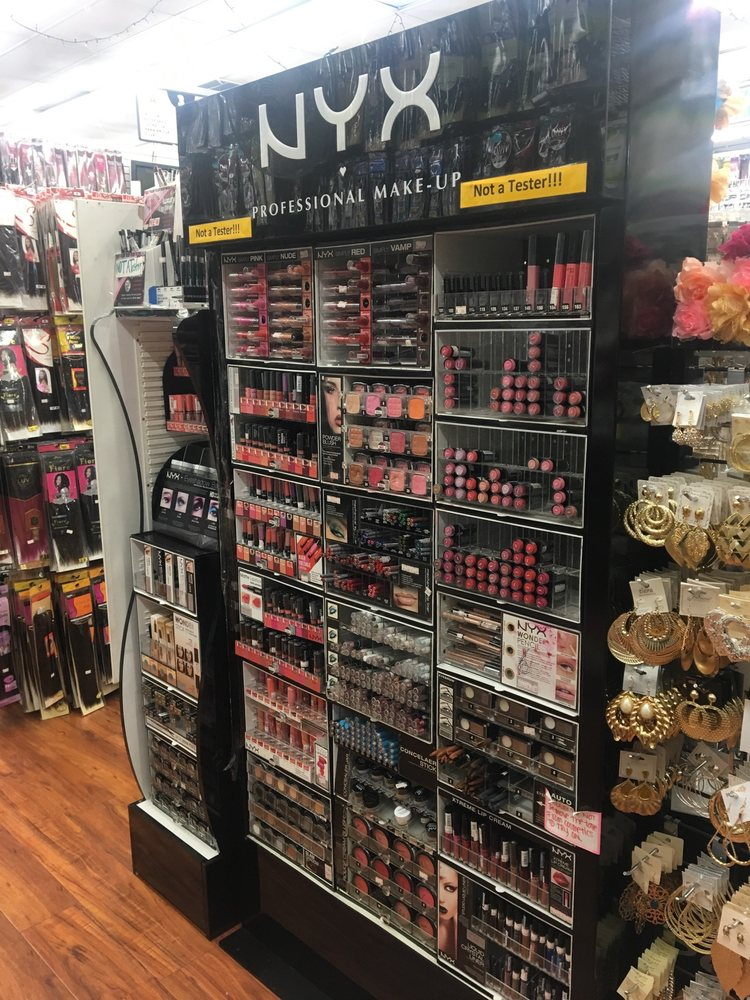 Nyx cosmetics yelp for Beauty salon equipment warehouse