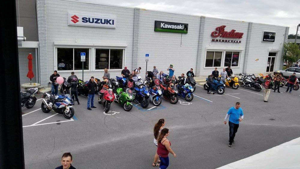 Adventure Motorsports of NWF: 6330 Pensacola Blvd, Pensacola, FL