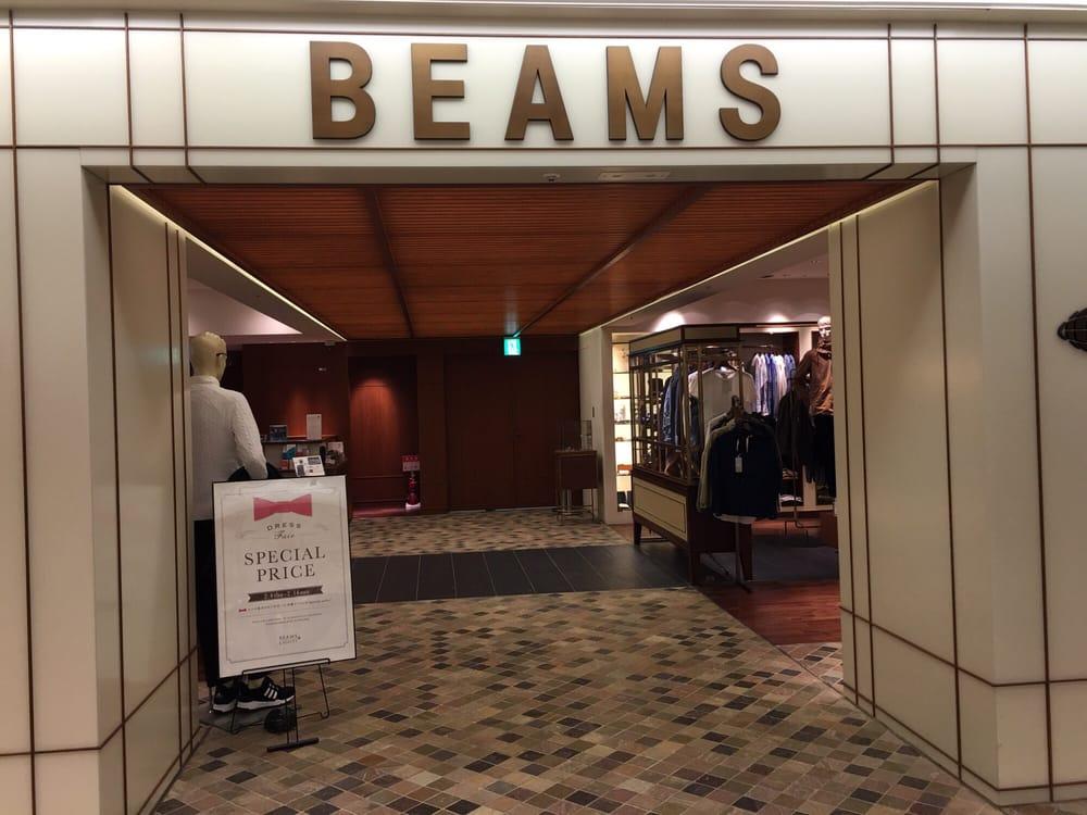 Beams Shin Marunouchi