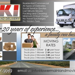 NKI Moving and Delivery - Movers - 15026 92A Avenue, Surrey, BC ...