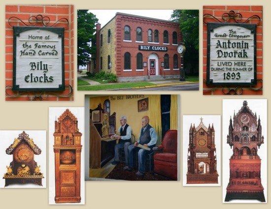 Bily Clock Museum: 323 S Main St, Spillville, IA