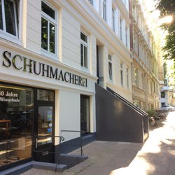 Elektriker Hamburg Winterhude schuhmacherei linde schuster himmelstr 40 winterhude hamburg