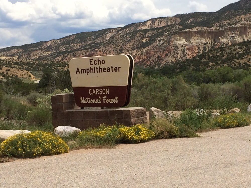 Echo Amphitheater: 208 Cruz Alta Rd, Taos, NM