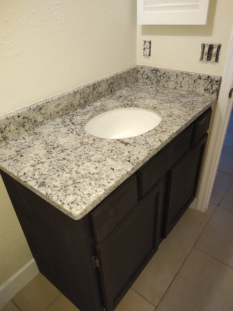JMC Granite & Marble: 2428 N Forsyth Rd, Orlando, FL