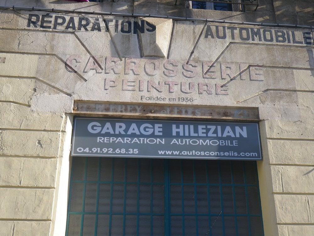 Garage hilezian angebot erhalten autowerkstatt 4 rue for Garage rue roux de brignoles marseille