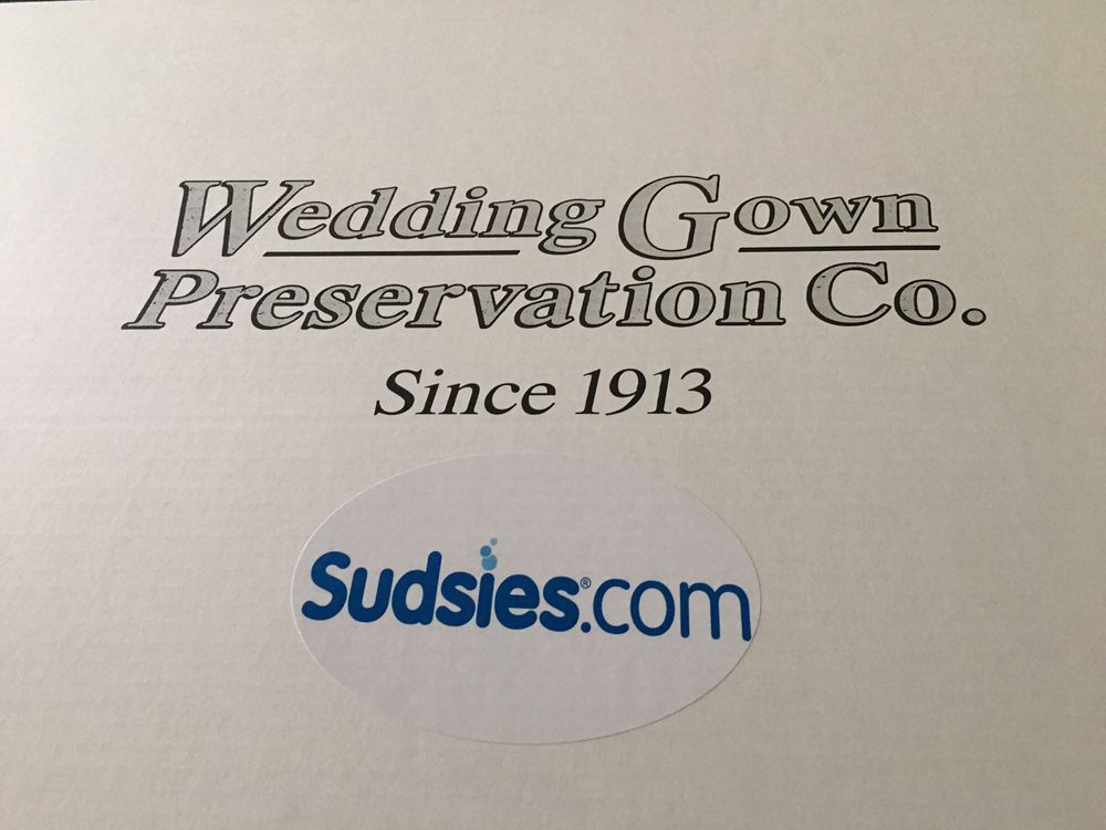 Wedding Gown Preservation Company since 1913 - Yelp