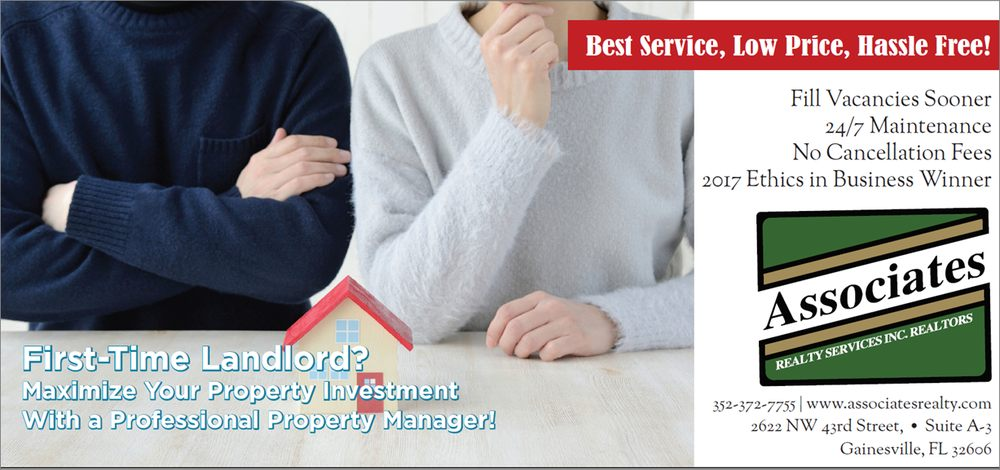 Photo of Associates Realty Services: Gainesville, FL