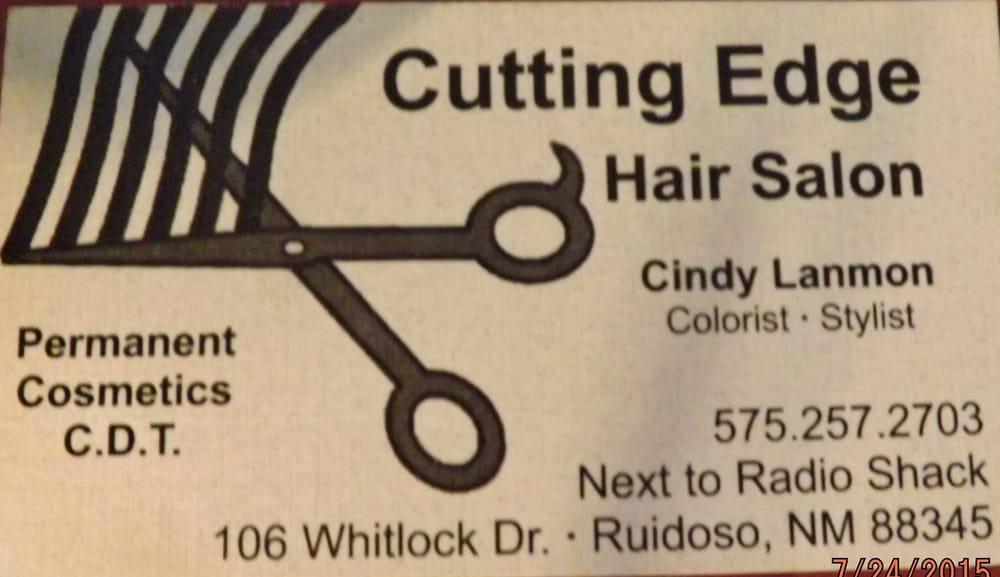 Cutting Edge: 106 Whitlock St, Ruidoso, NM