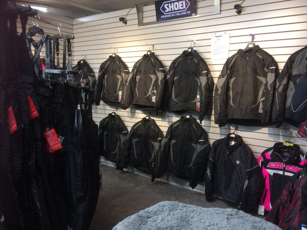 KC Cycle and Helmet World: 3765 State Rte 21 S, Canandaigua, NY