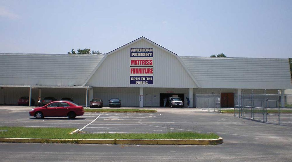 American Freight Furniture and Mattress: 6024 103rd St, Jacksonville, FL
