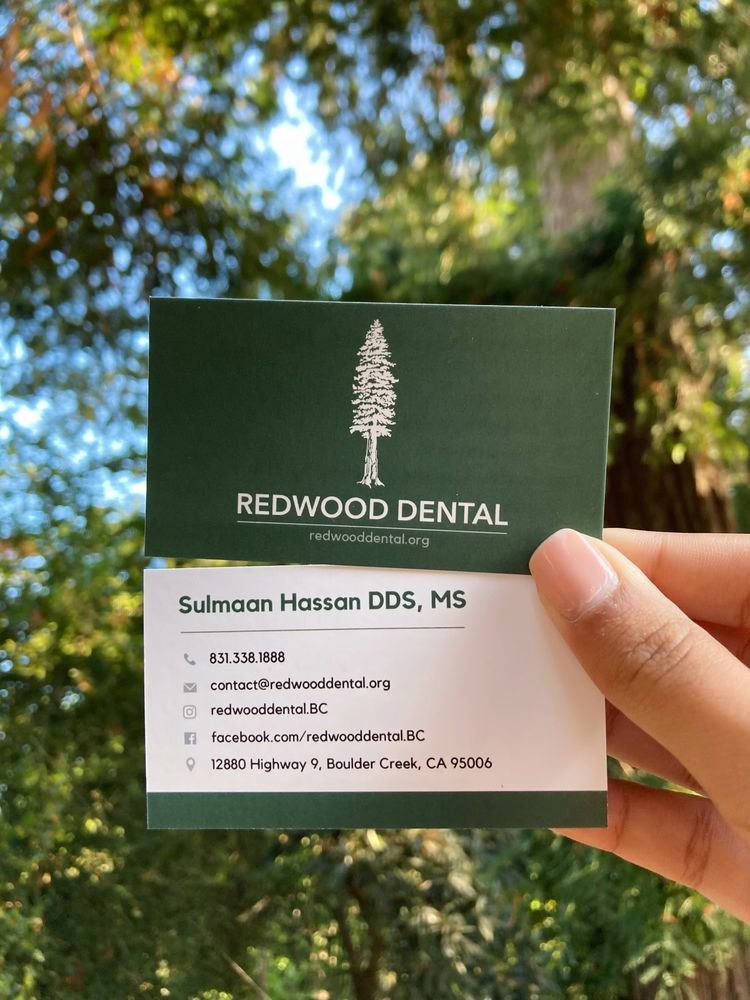 Redwood Dental: 12880 Hwy 9, Boulder Creek, CA