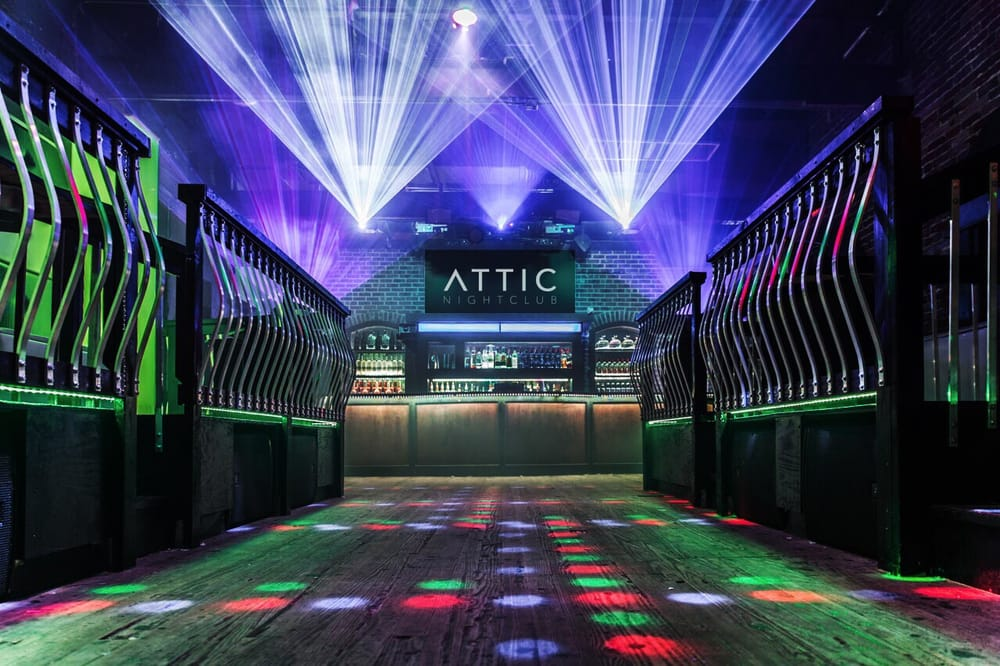 The Attic Orlando: 68 E Pine St, Orlando, FL