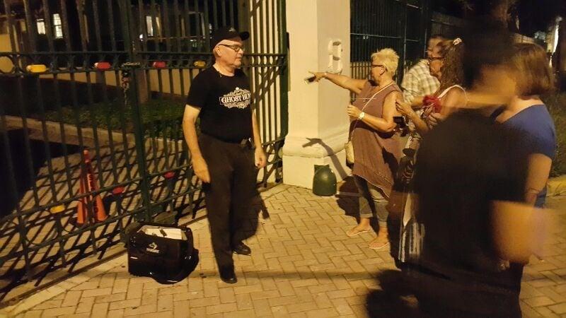 Sloan's Key West Ghost Hunt: 301 Whitehead St, Key West, FL