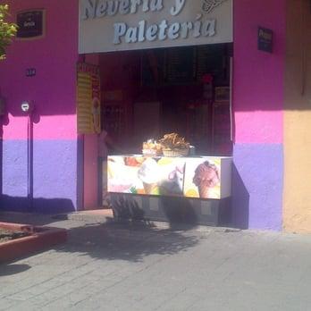 Neveria Y Paleteria Helados Y Yogurt Helado Centro Guadalajara
