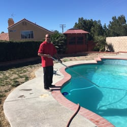 Affordable pool services 14 photos pool cleaners - Swimming pool contractors apple valley ca ...