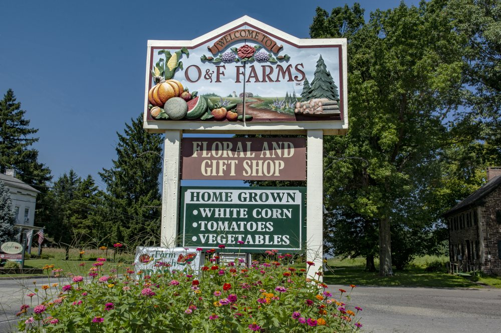 O & F Farms: 1040 Skippack Pike, Blue Bell, PA