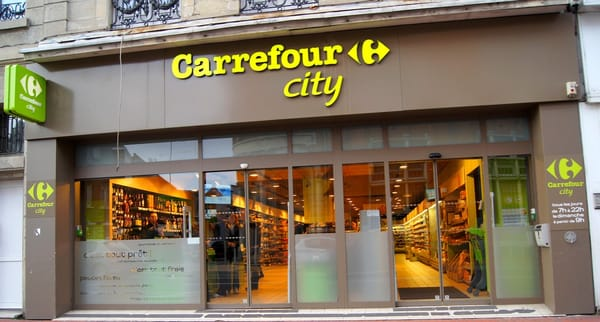 Carrefour City Grocery 84 Rue Lille Armentieres Nord France