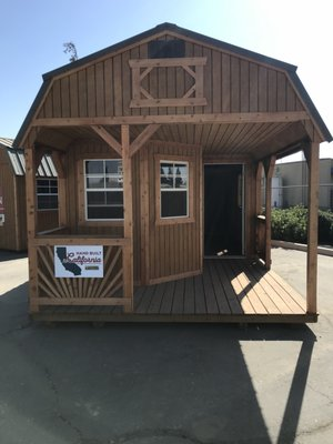 Backyard Mini Barns 2407 Jackson Ave Escalon, CA Warehouses