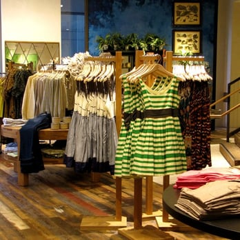 42a5a3d00eb4 Photo of Anthropologie - Toronto, ON, Canada. stripey dresses at Yorkville  Anthropologie