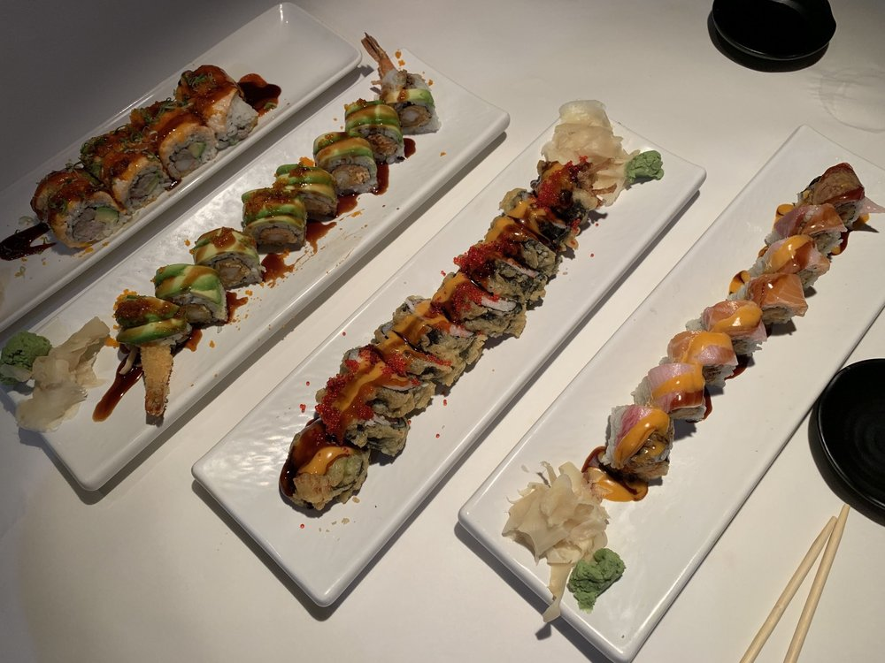 Nagoya Japanese Steakhouse & Sushi: 2790 Washington Dr, Helena, MT