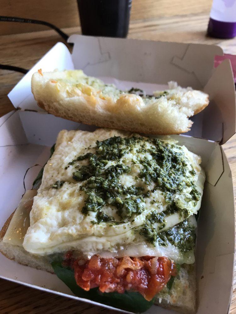 Panera Bread: 1555 Coshocton Ave, Mt. Vernon, OH
