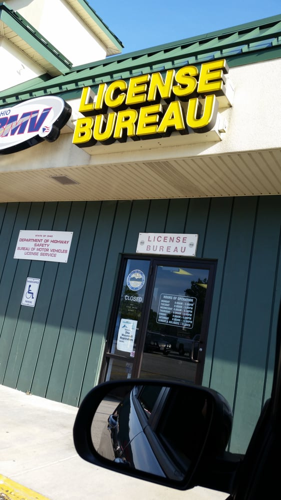 Great workers here at this bmv very friendly and they for Bureau licence