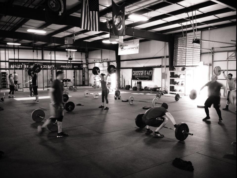 CrossFit 417: 5108 N 222nd St, Ozark, MO