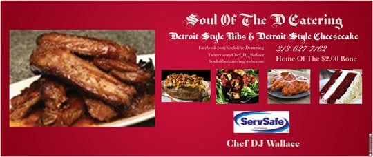 Soul of the D Catering