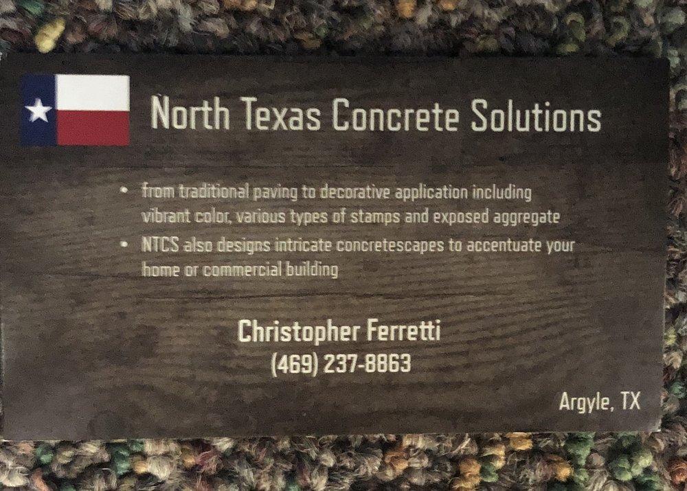 North Texas Concrete Solutions: Argyle, TX