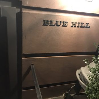 Blue hill restaurant nyc dress code