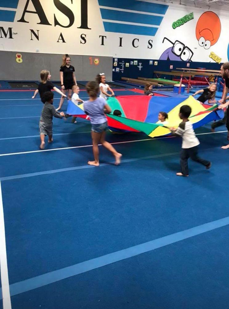 ASI Gymnastics: 1280 Central Expy N, Allen, TX