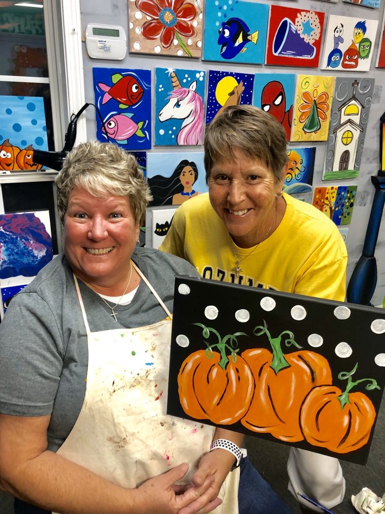 Pick N Paint Studio: 9128 Pigeon Roost Rd, Olive Branch, MS