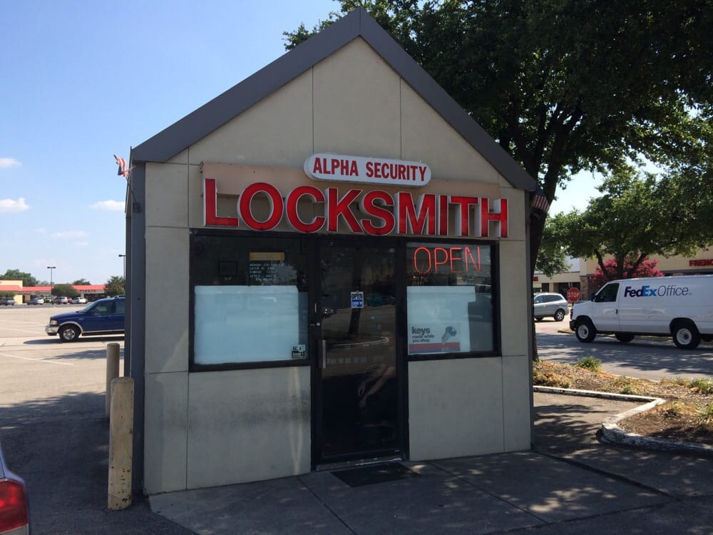 Alpha Lock Security: 1101 S Josey Ln, Carrollton, TX