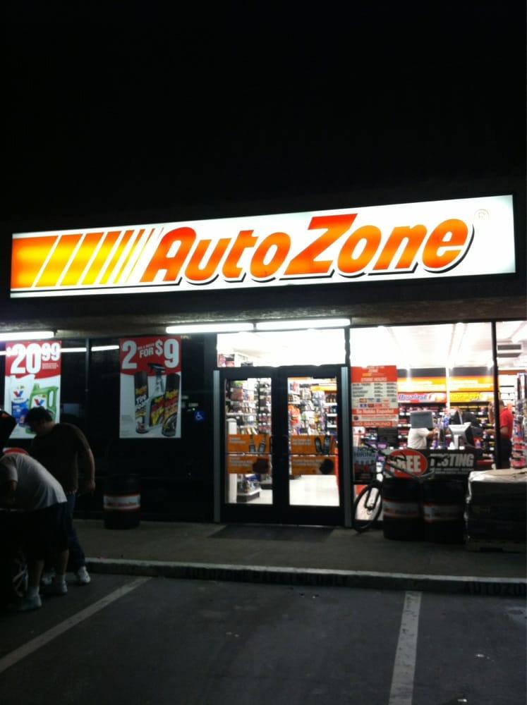 AutoZone Auto Parts - (New) 73 Reviews - Auto Parts