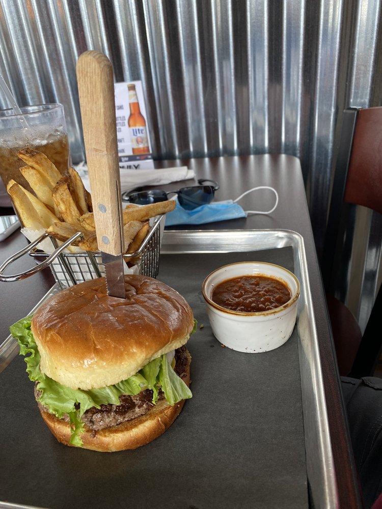 Lone Star Burger: 130 W Lexington Ave, High Point, NC