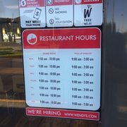 Wendy's - 12 Photos - Burgers - 4308 Sterling Commerce Dr, Plant ...
