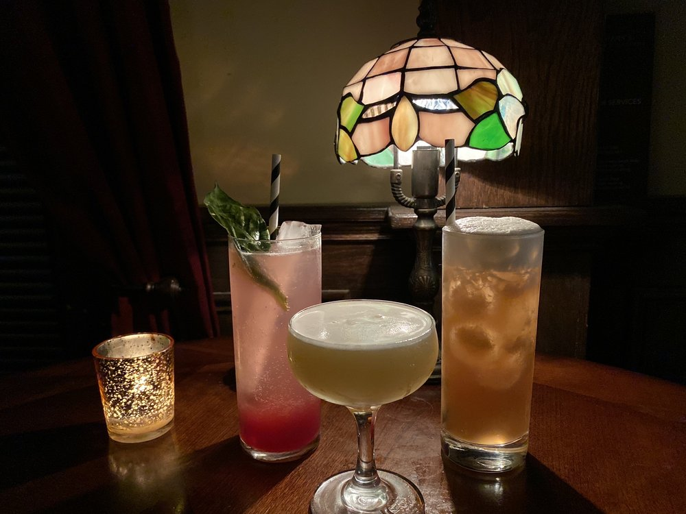 Social Spots from Quintana's Speakeasy