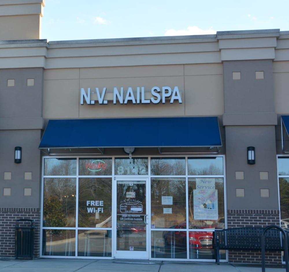 NV Nail Spa - 26 Reviews - Nail Salons - 8142 Mount Holly ...