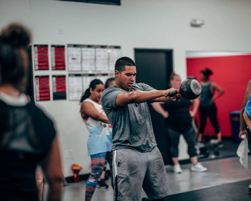 Vibe Fitness Training Facility: 521 W Rialto Ave, Rialto, CA