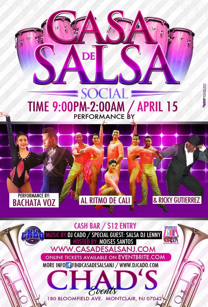 Casa De Salsa Social