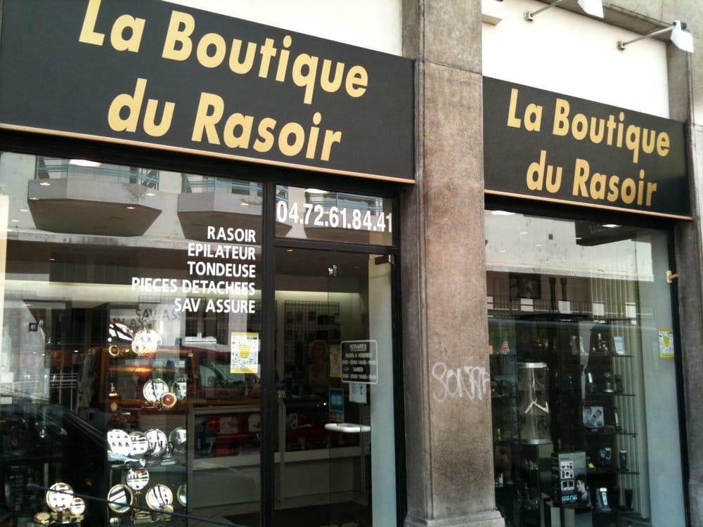 La boutique du rasoir barbers 28 rue rabelais 3 me arrondissement lyon - Magasin la redoute a lyon ...