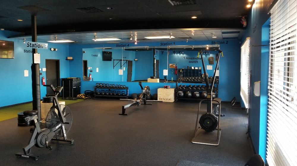 Performance 7 Fitness: 339 Clarkson Rd, Ellisville, MO