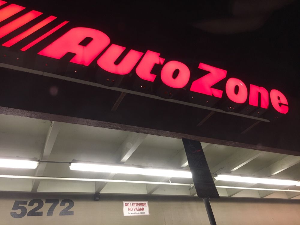 AutoZone - 12 Reviews - Auto Parts & Supplies - 5272 Monterey Hwy ...