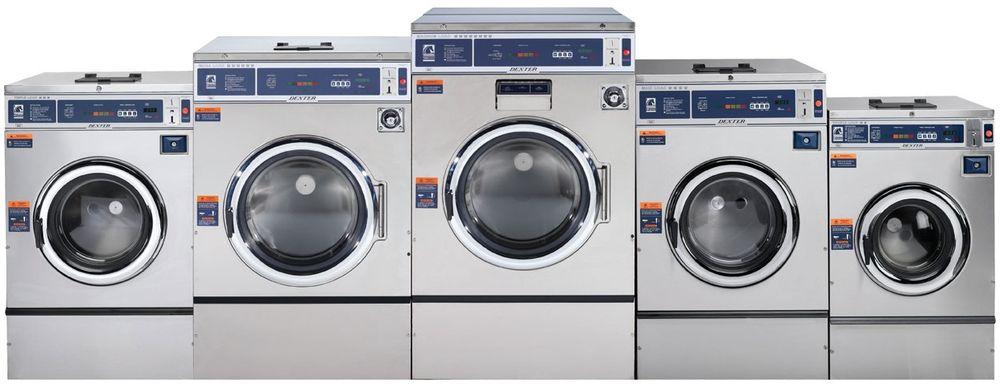 Twin City Coin Laundry: 1229 N Truman Blvd, Crystal City, MO